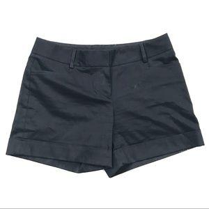 Express Shorts - Express 0 Cuffed Shorts Flat Front Basics Casual